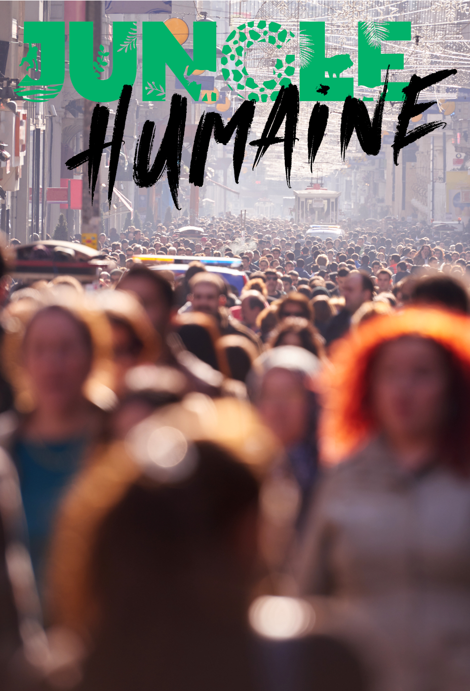 Spectacle : Jungle Humaine